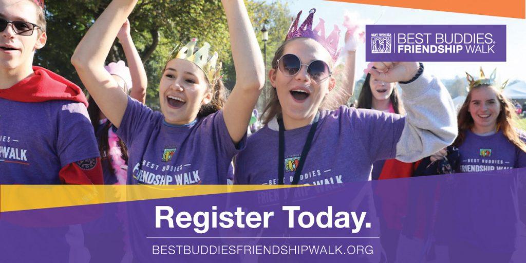 Best Buddies Friendship Walks in Florida