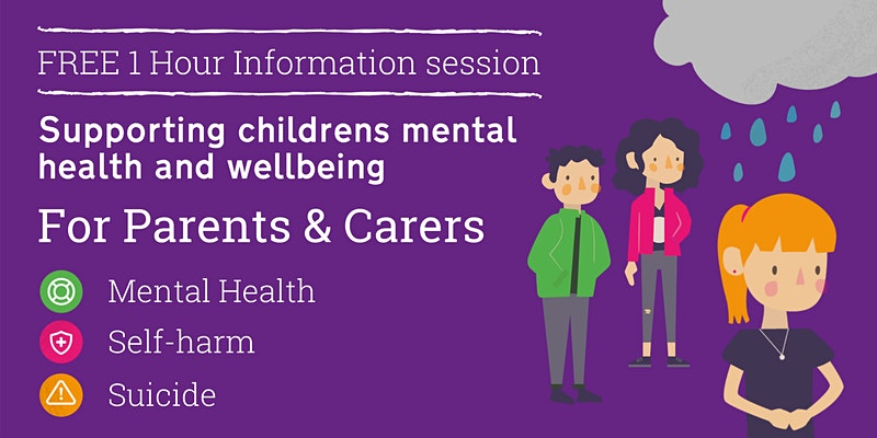 Supporting children's mental health and wellbeing