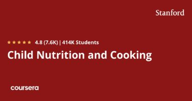 xdp course! childnutrition